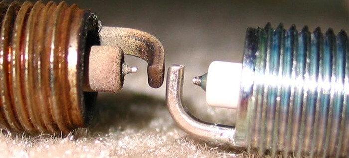 toyota 4runner car wont start bad spark plugs misfire