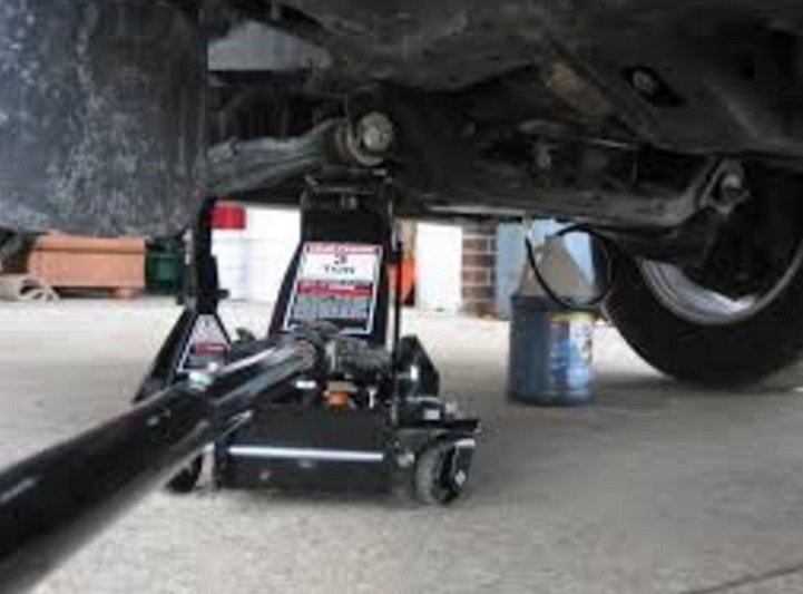 toyota tacoma strut shock replacement suspension DIY how to