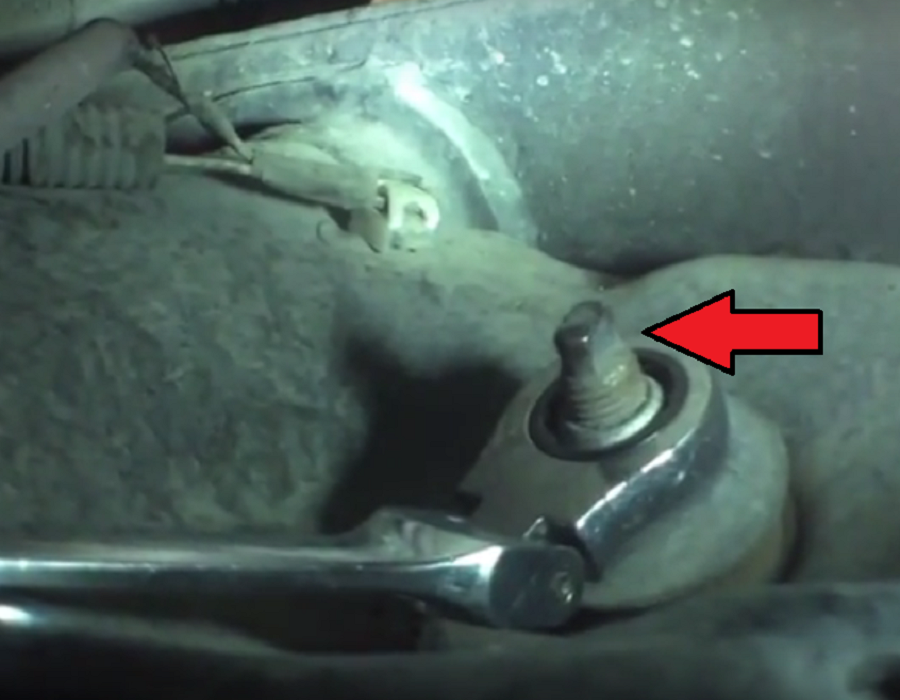 toyota tacoma 4runner tundra how to replace remove change shock absorber strut suspension