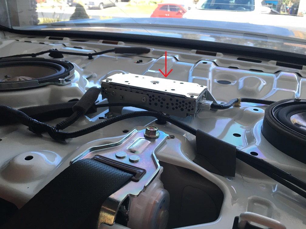 Rear Deck Rattle Fix - AcuraZine - Acura Enthusiast Community