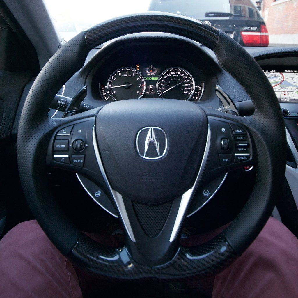 Steering Wheel Options
