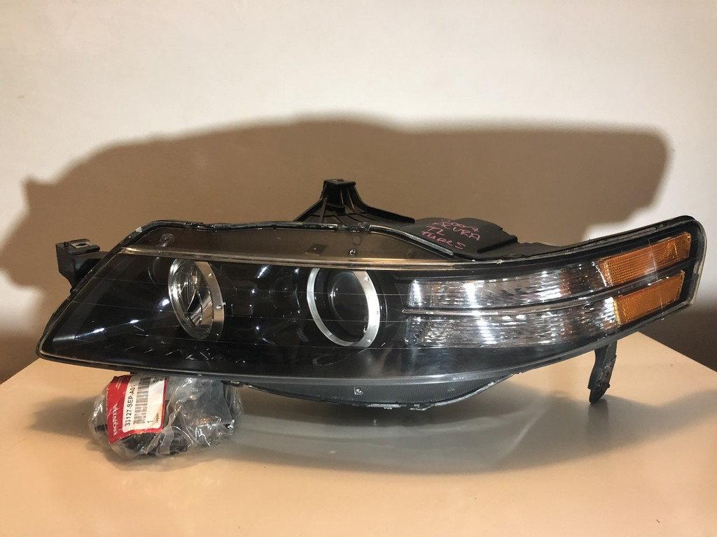 2007-2008 Acura TL Type-S OEM Headlights