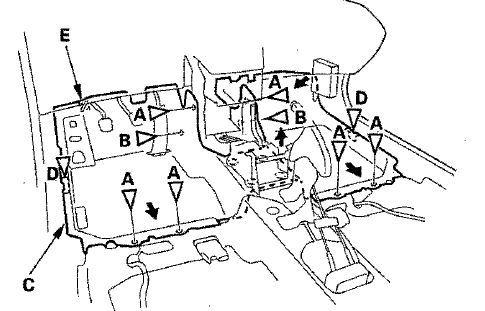 05 Acura Mdx Interior