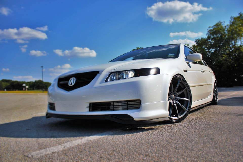 Anyone install EZ lip kit or All-Fit lip kit? - AcuraZine - Acura Enthusiast Community
