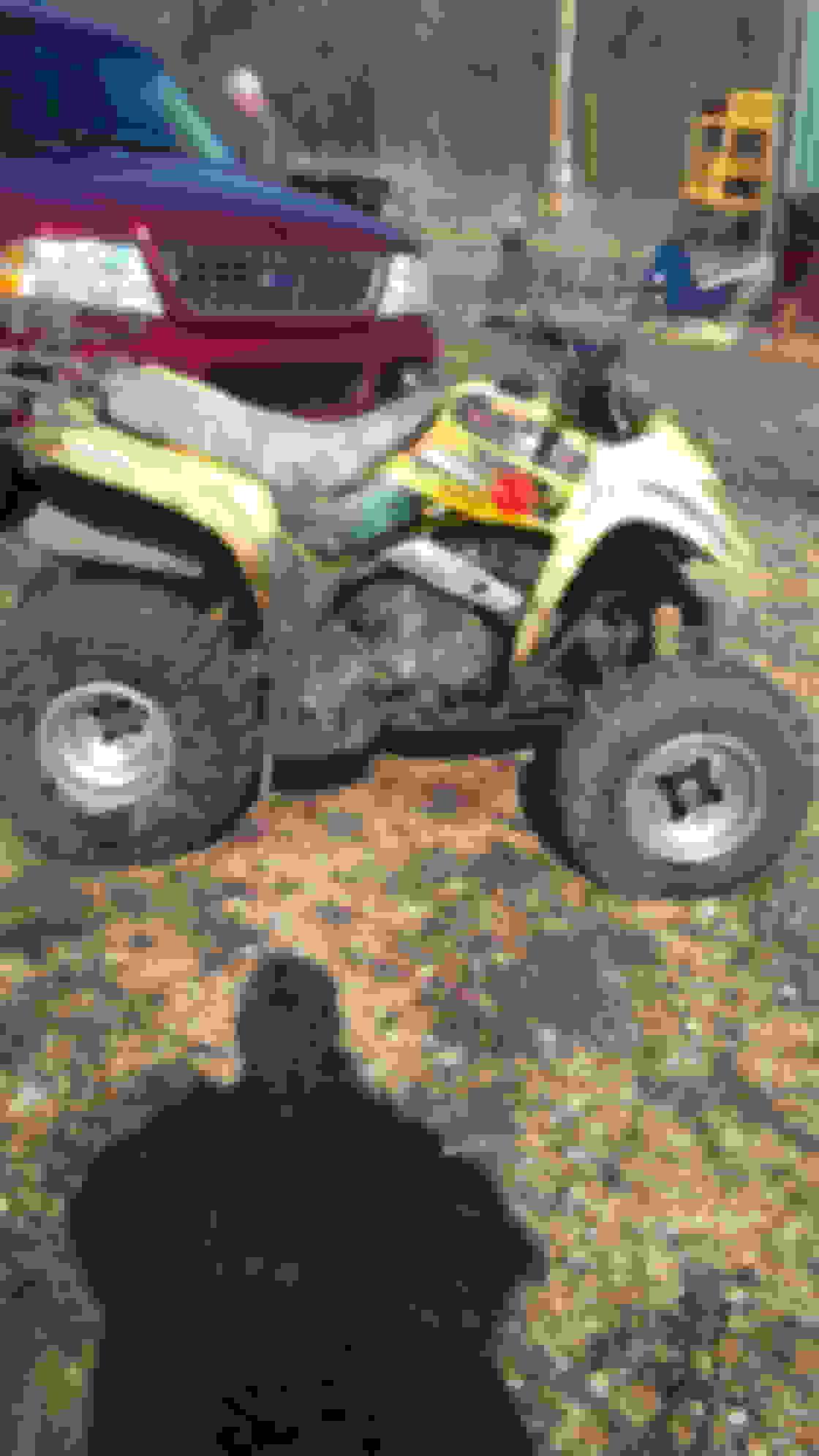 85 To 88 Suzuki Lt230s Quadsport Help Page 1264