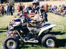 steel creek gncc.52 riders in my class