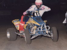 from the old friday night mx at the ascot park