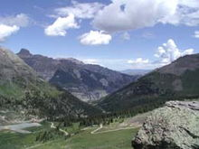 The HIGH country of the Silervton, Co area, '03 August.