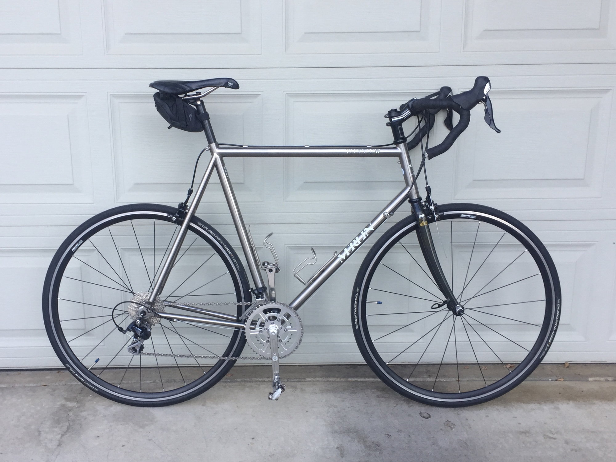 New To Me 1992 Merlin Titanium Bike Forums