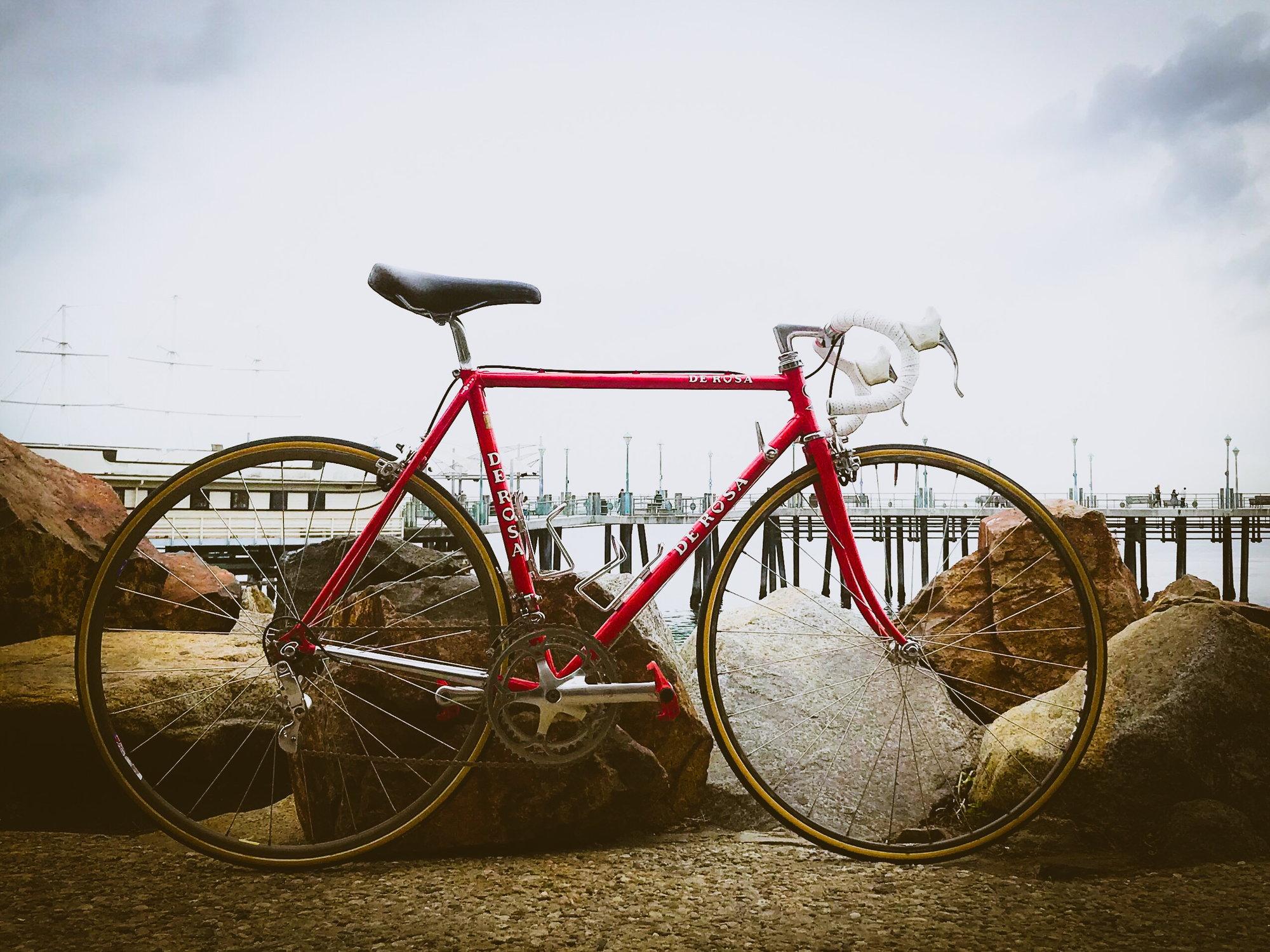 De Rosa handlebar bike caps DeRosa Bike frame logo end plugs De Rosa Caps