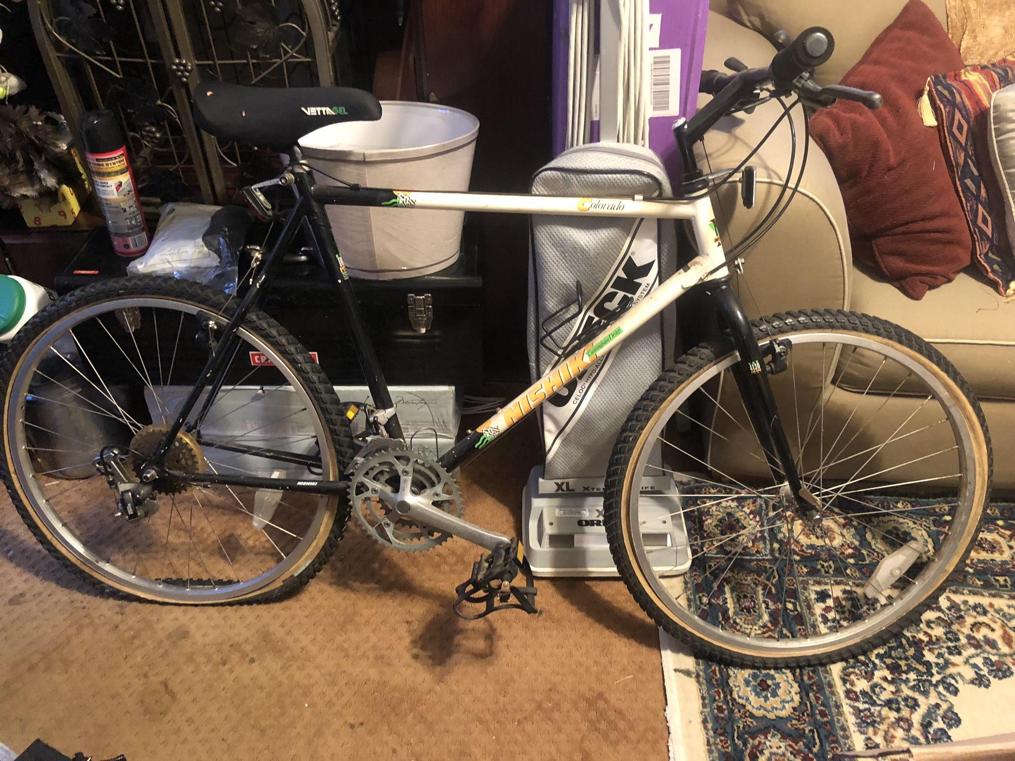 Nishiki Restoration Bike Forums