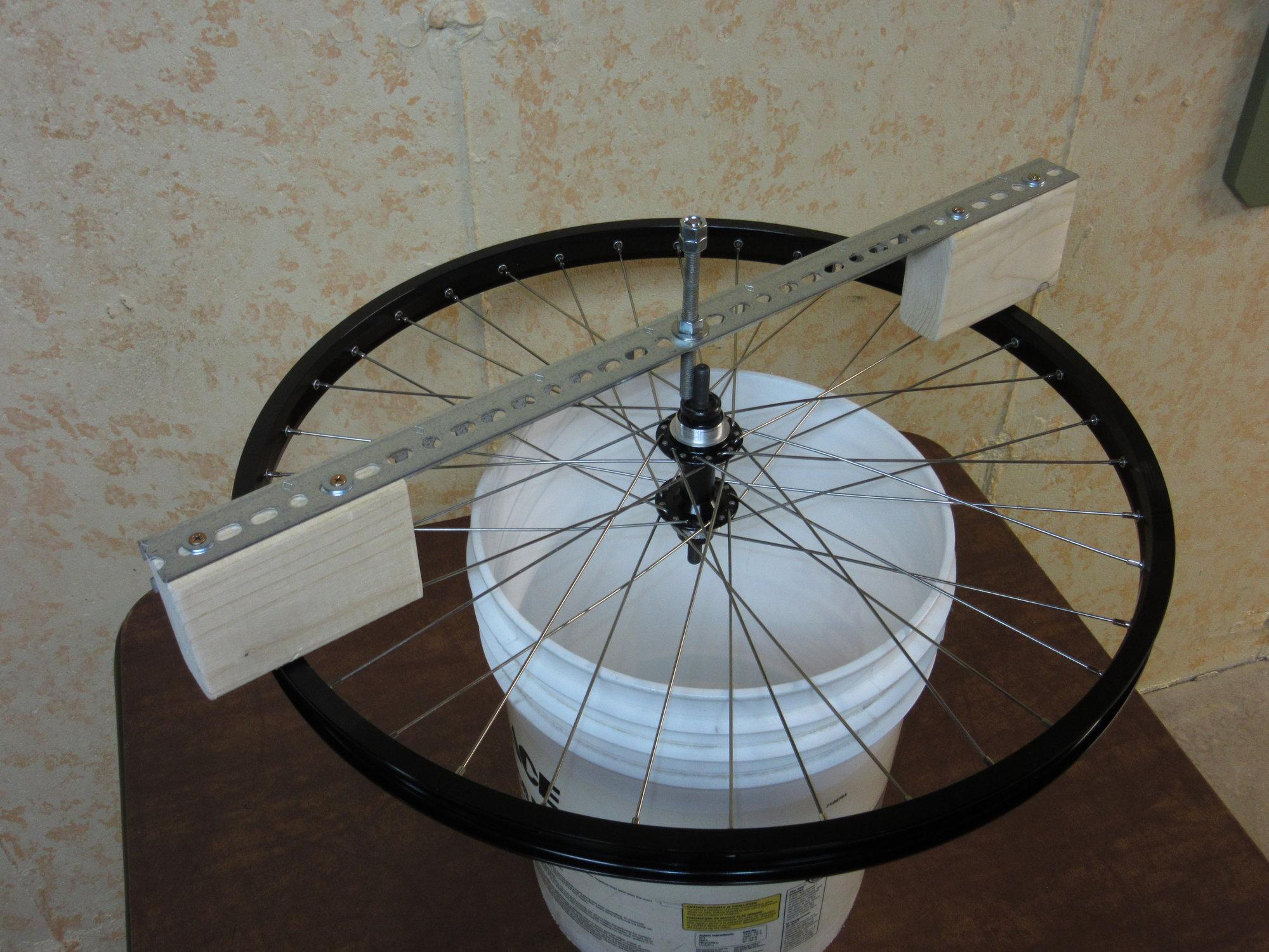 Post Your Homemade Wheel Dishing Tool Bike Forums