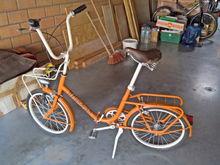 My 70's Flandria folding bike