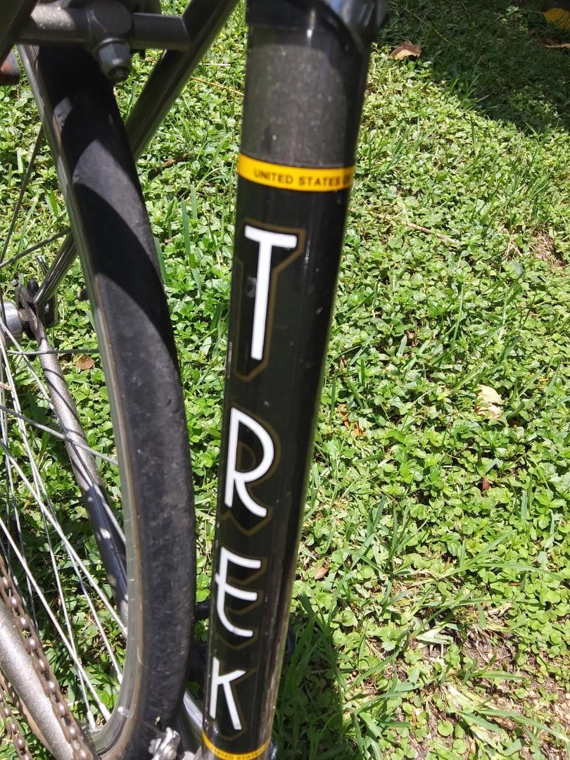 trek model year serial number