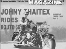 Johny Thaitex of Addiction Brand www.addictionbrand.com