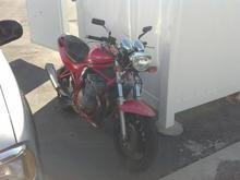 My bike, Jenna.