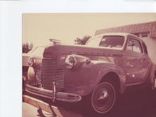 1940 Chevy Master Deluxe Coupe