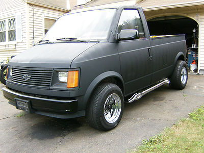 Can I convert my van to a pick-up or flatbed? - Chevrolet ...