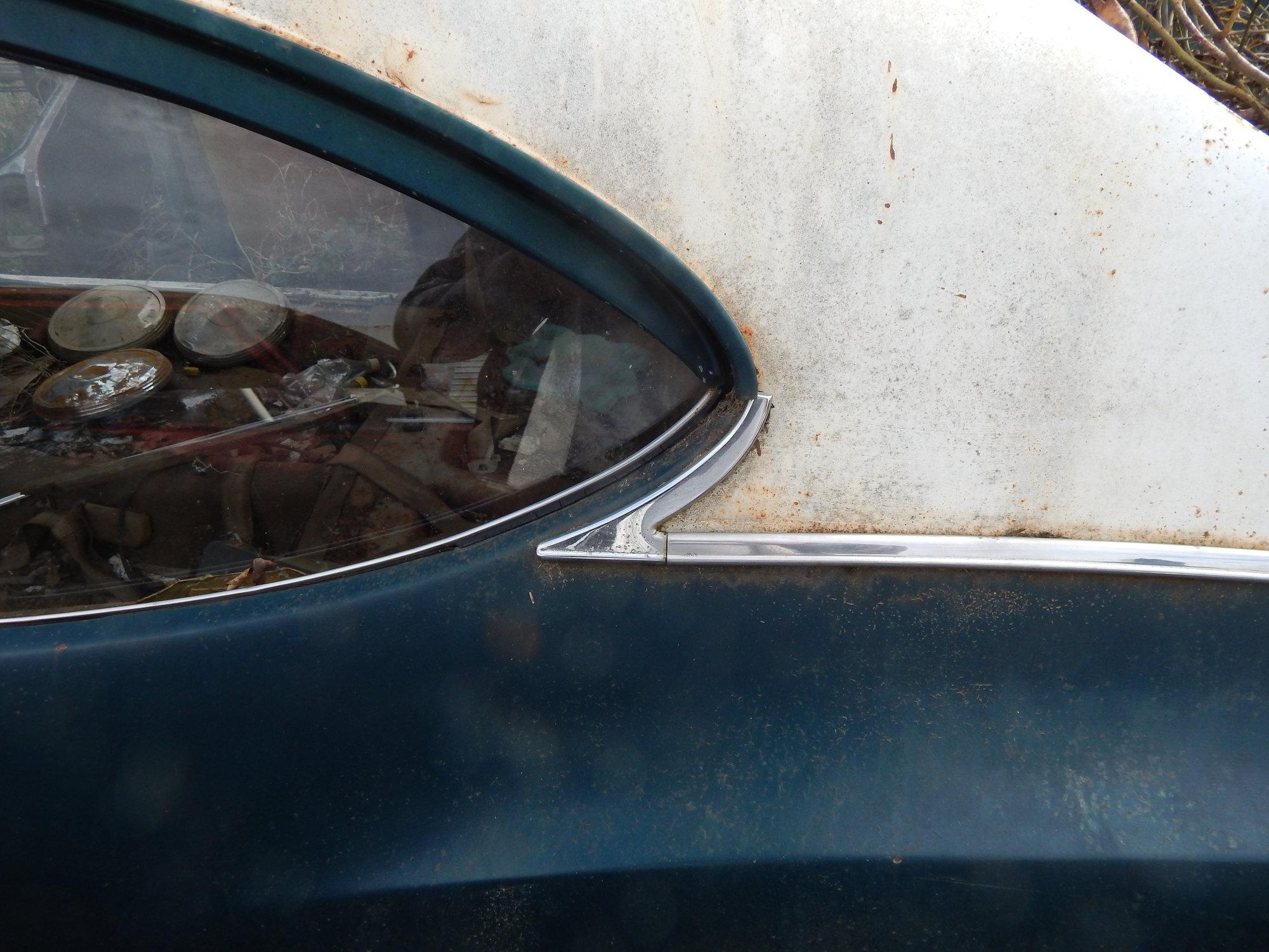 68 69 70 71 72 Cutlass outer chrome door handles and hardware