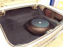 trunk 64 Starfire convertible
