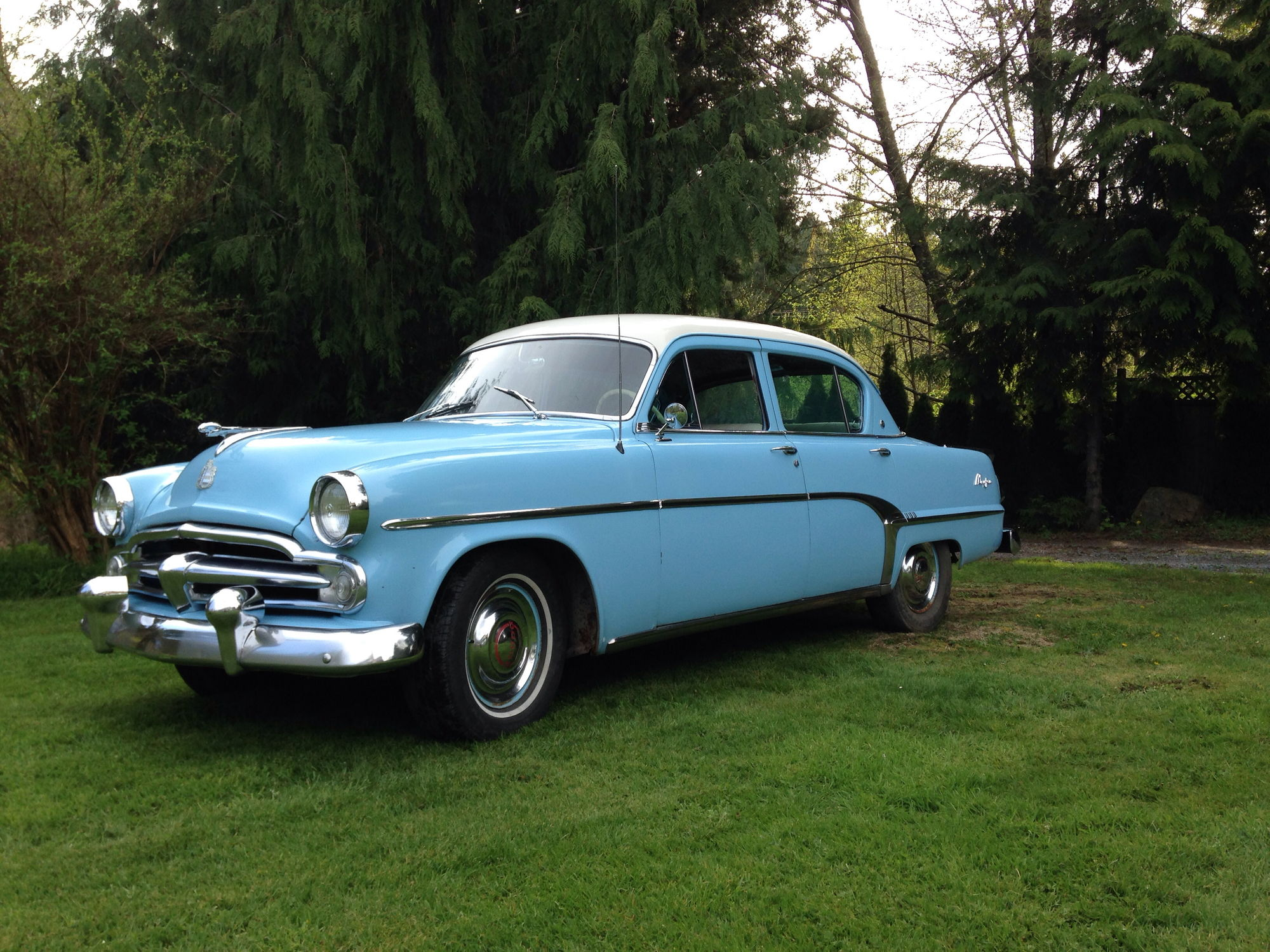 Need Windshield For 1954 Dodge Mayfair Power Wagon Im Looking A New My 4 Door Sedan So It Can Pass Inspection Any Input As To Where I Could Get One Would Be Greatly