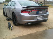 As tyme went on i joined a mopar club Called RGV Modern Mopar From  South Texas
