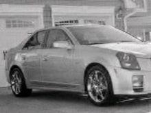 My 2007 CTS-V, LS2 400HP,6MT, sunday car.