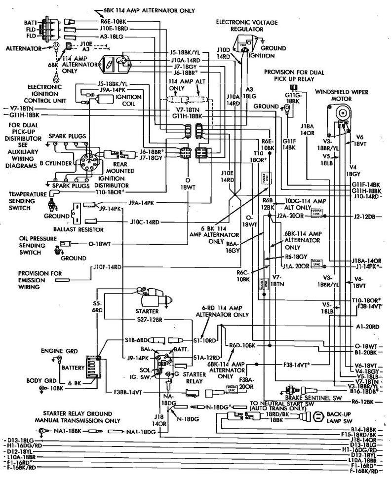 1985 D150 Alternator / Voltage Regulator Wiring (Photos ...