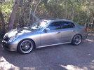 Tex's G sedan