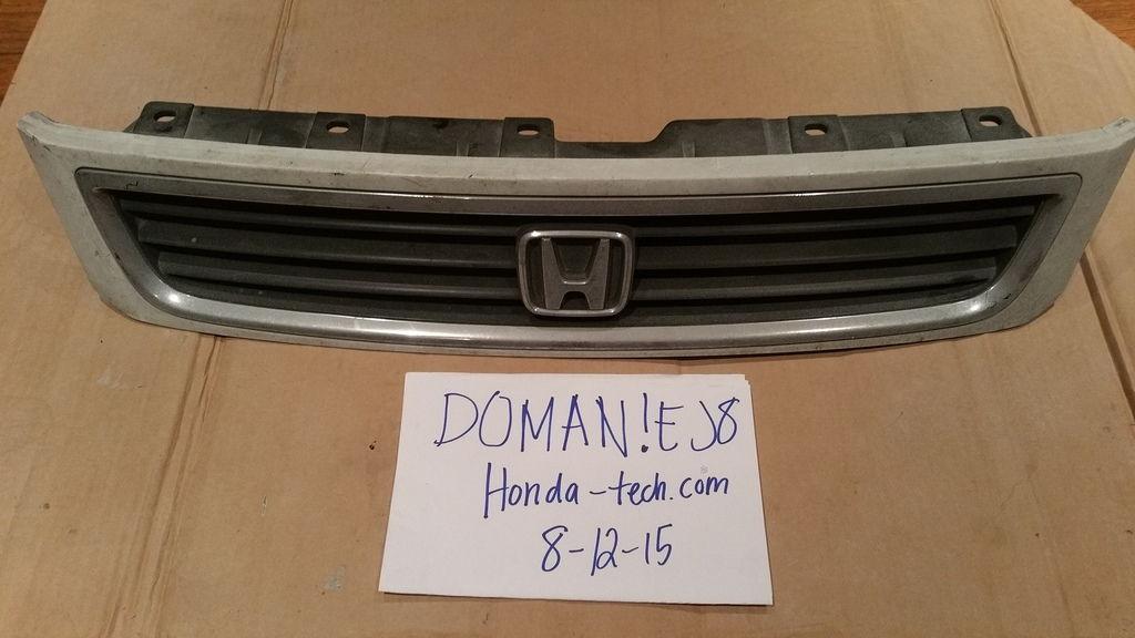 Rare Jdm Ek Ek4 Ek9 Civic 96 00 Mb4 Domani Acura 1 6 El