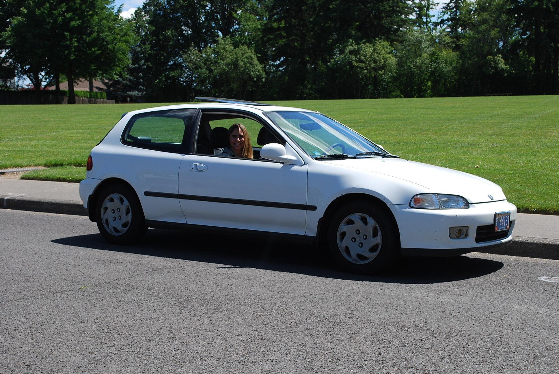 weatherall123's 1994 Honda Civic SI hatchback build ...