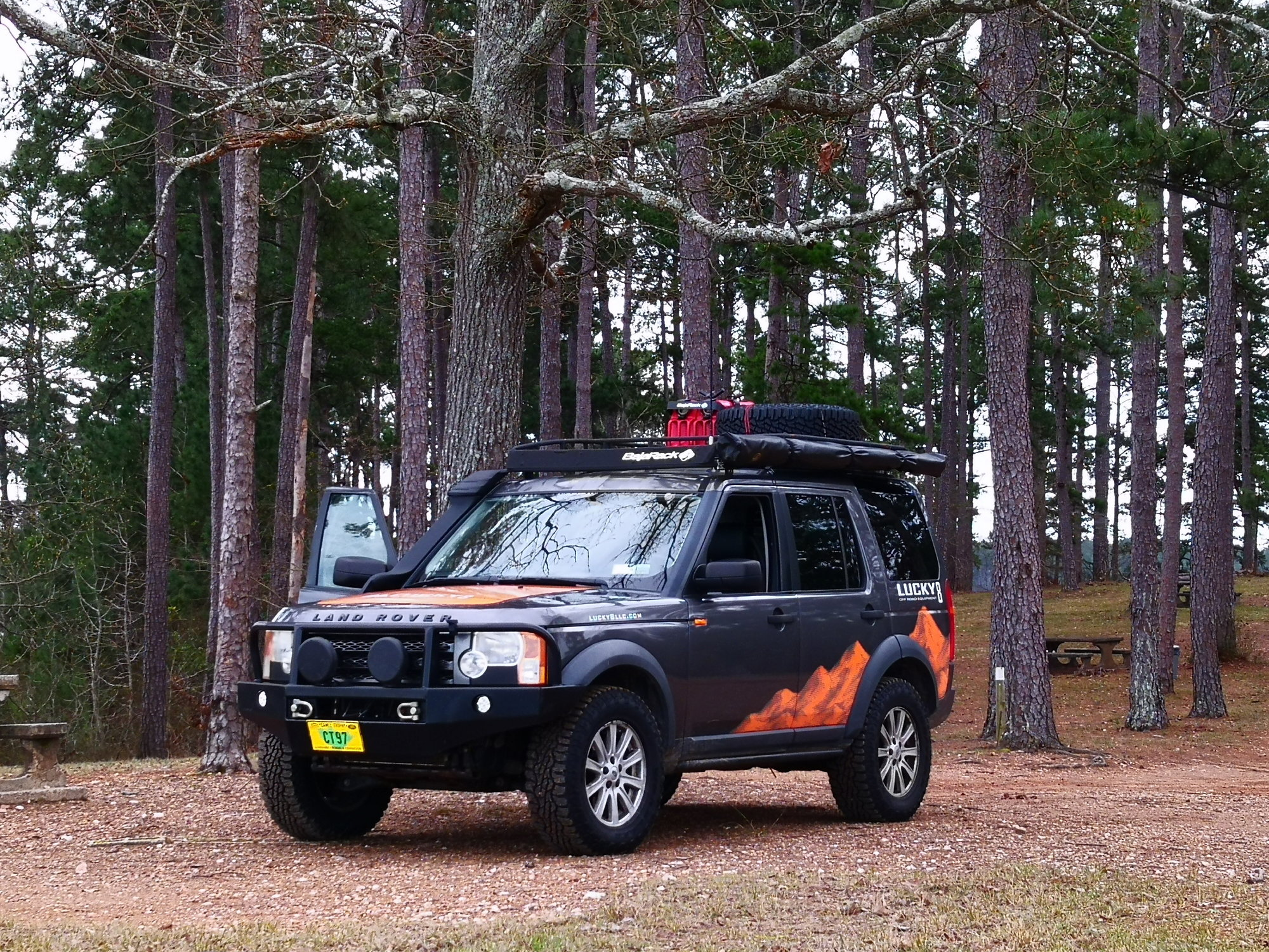 Awning Mount - Land Rover Forums - Land Rover Enthusiast Forum