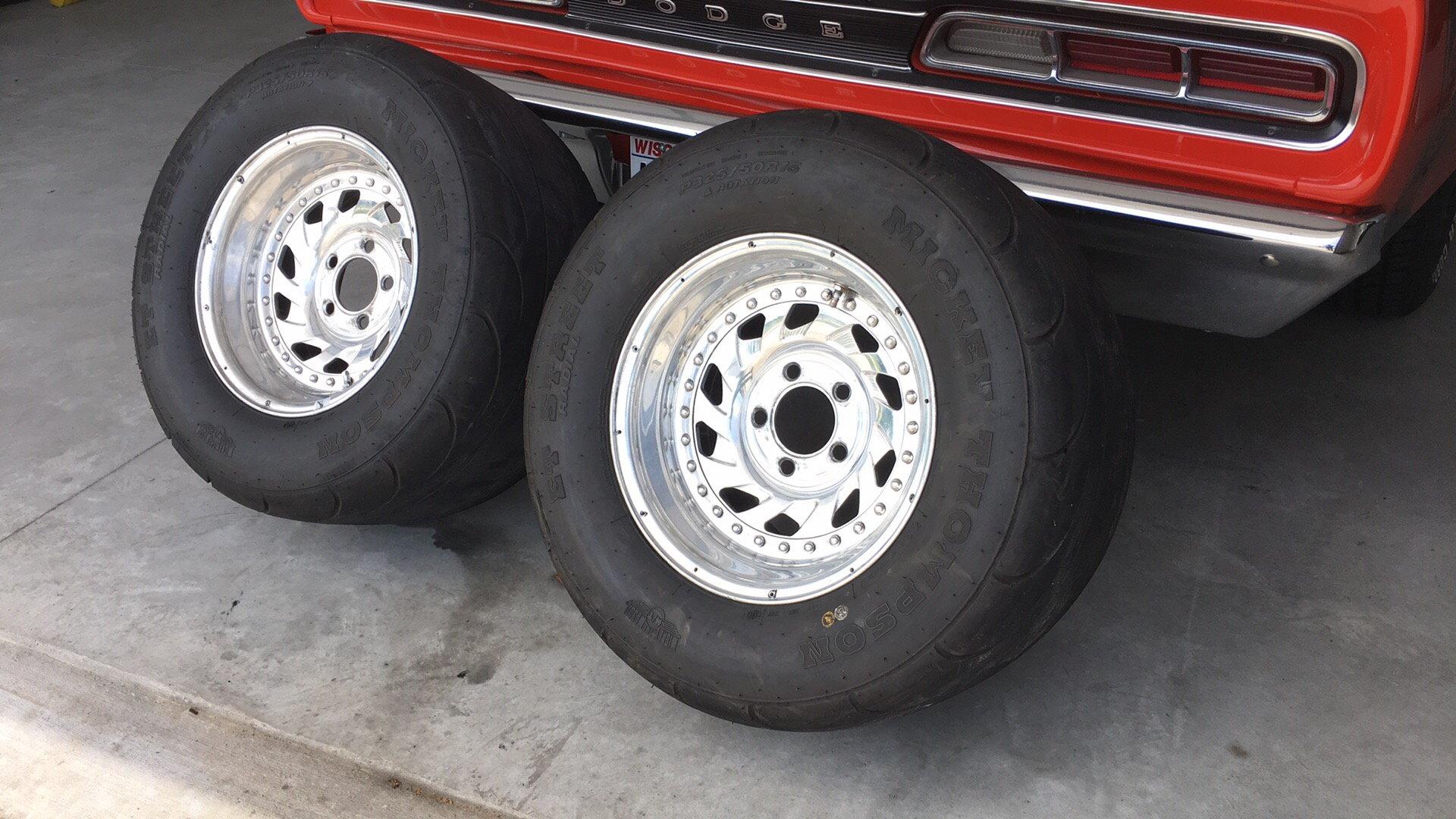 """Centerline Warrior 15x10 6"""" Backspace Wheels"""