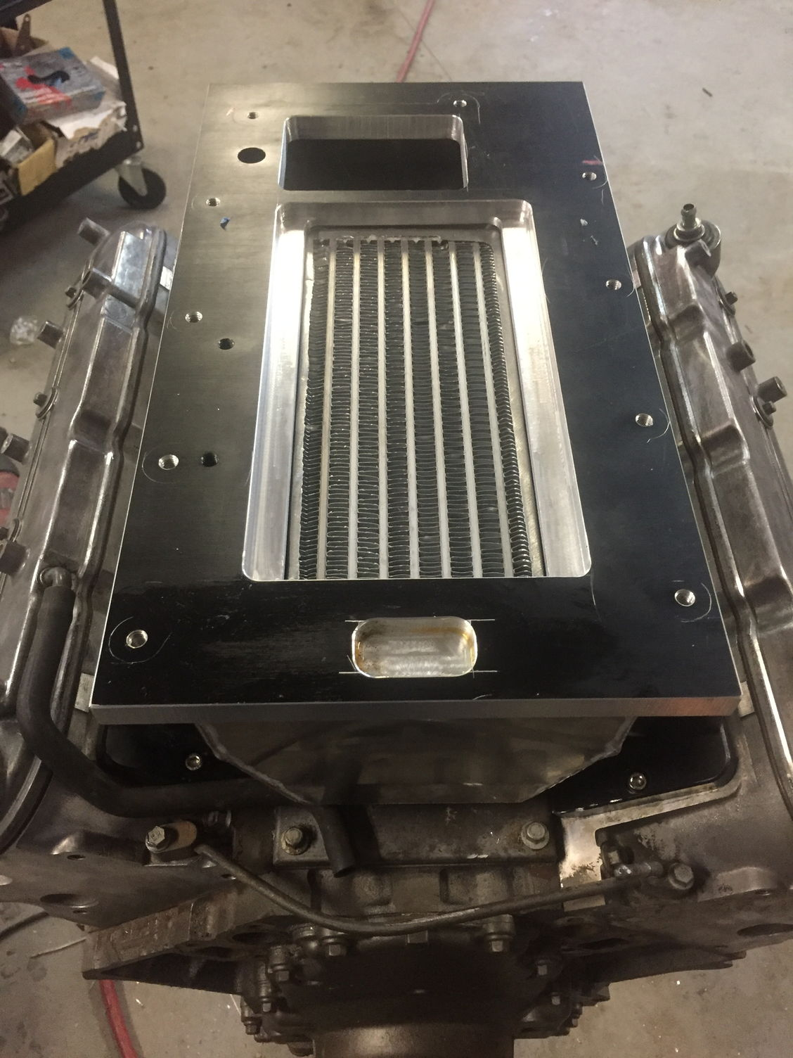 5 3 E85 Eaton M122 12psi Custom Intake On A Budget
