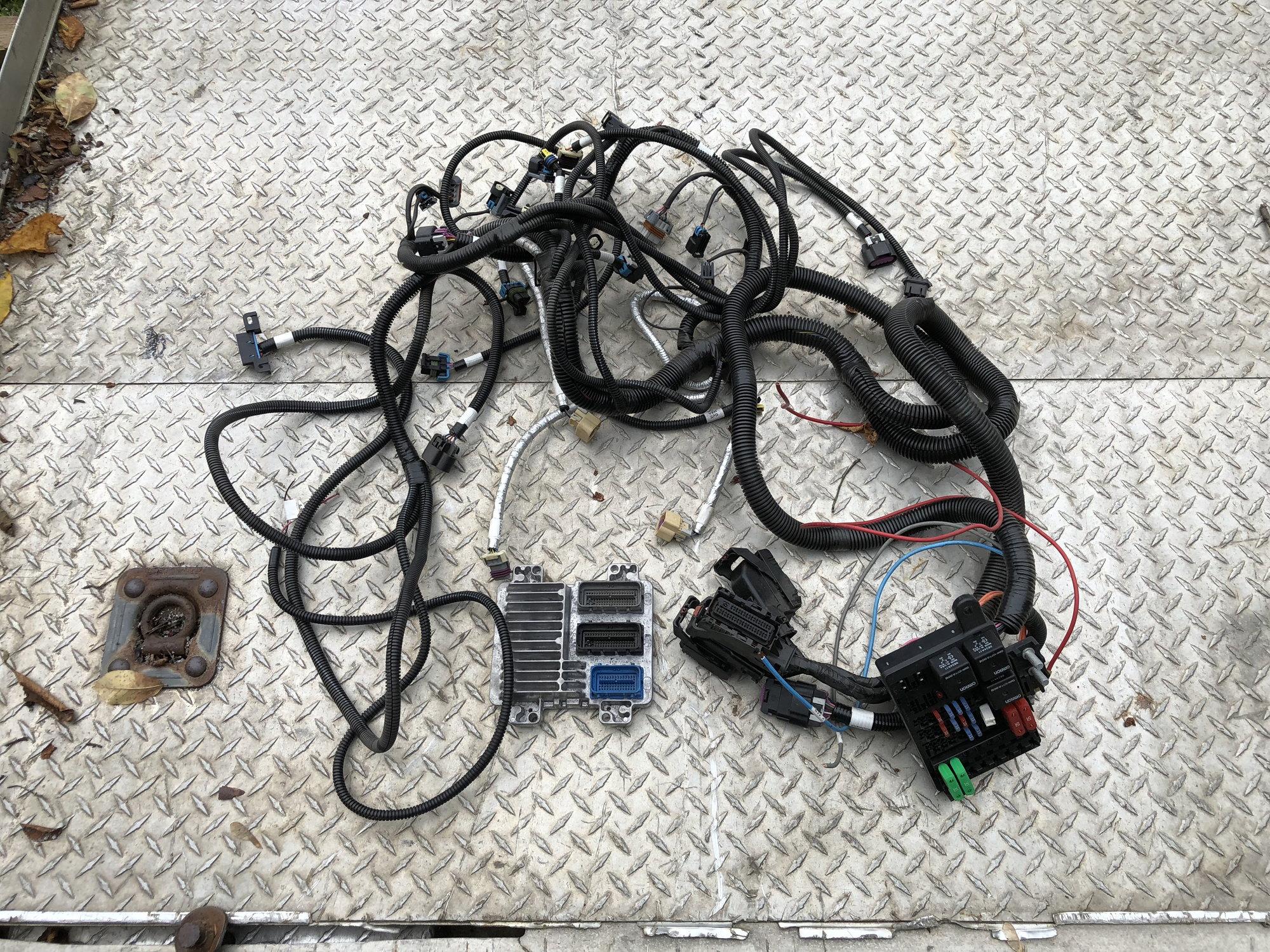 GMPP LS3/hotrod swap wiring harness & ECU on hot rod wiring harness, electrical wiring harness, spark plug wiring harness, engine swap voltage regulator, throttle body wiring harness, cruise control wiring harness, eg k-series harness, fuel pump wiring harness, transfer case wiring harness, jeep wiring harness, 94 silverado engine wire harness, silverado dash wiring harness, t-bucket wiring harness, ls1 engine swap harness, s14 1jz wiring harness, cooling fan wiring harness, cressida 1jz wiring harness, toyota wiring harness, ignition switch wiring harness,