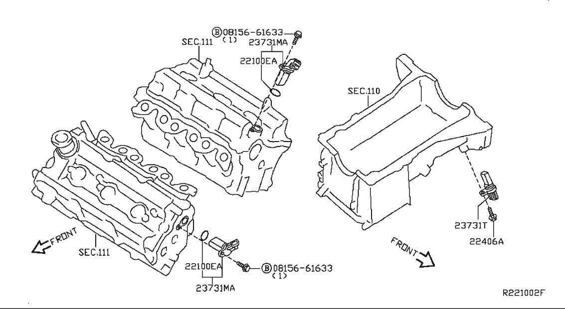 Car cranks wont start, had code for camshaft sensor    cant