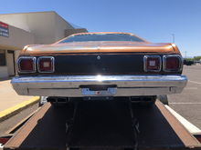 1970 Challenger Tips, because I think they compliment the 4 taillights.