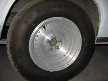 Mickey Thompson 13 inch tires !