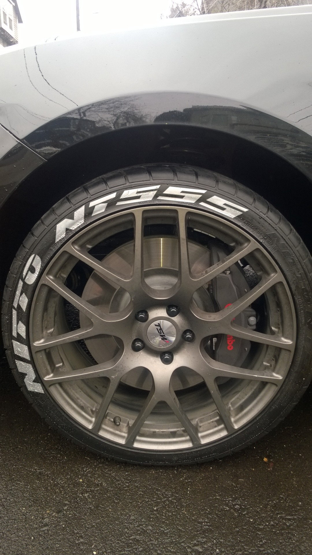 Nitto Tires With White Lettering >> White Letter Tires Mustangforums Com