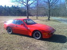 Garage - 1985.5 Porsche 944 NA