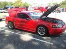 Garage - red devil