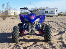 Glamis here I come!