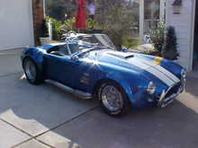 67 cobra 427 - my dream car!