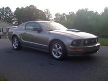 My 2008 Mustang GT