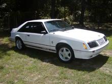 Garage - 84 gt 350