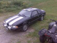 1987 Mustang LX 5.0L HO