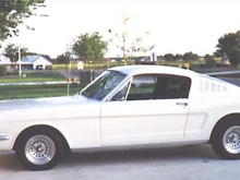 How she looked the day I bought her in 1999