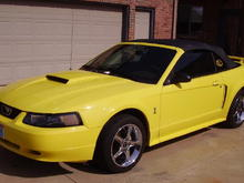 2002 FORD MUSTANG GT SHOW CAR