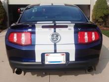 2010 GT500