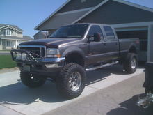 2003 Ford on 40's